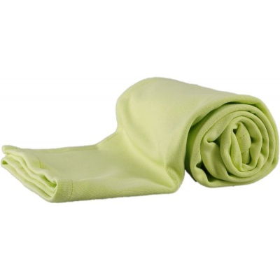 KAARSGAREN-Letní deka z biobavlny zelená