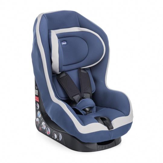 CHICCO Autosedačka Go-One - BLUE 9-18 kg