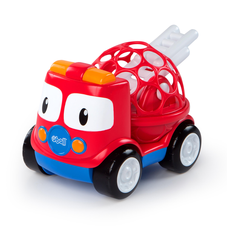 Oball Hračka hasičské auto Bart Oball Go Grippers™ 18m+