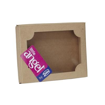 Little Angel-krabička Daria 1 - hnědá