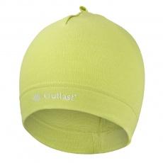 Little Angel-Čepice smyk natahovací Outlast ® - zelená Velikost: 2 | 39-41 cm