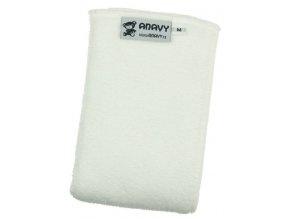 Anavy-Bambusová vícevrstvá plenka bílá vel. L