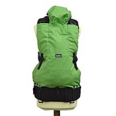 KIBI-Nosítko EVO Zelené+slintáčky