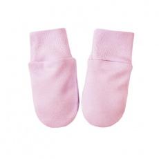 EEVI Rukavičky bavlněné Pink