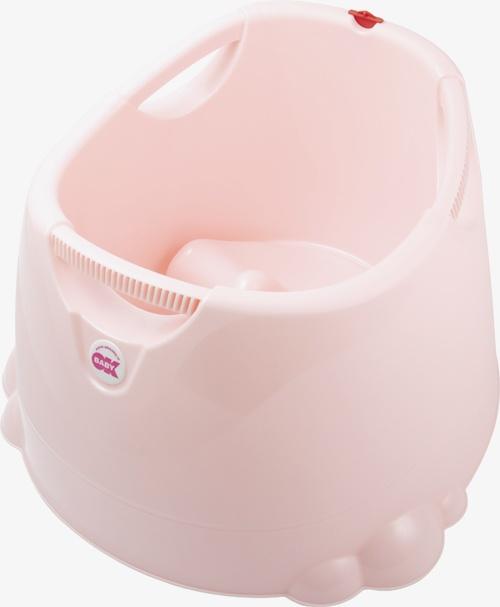 OK Baby Vanička do sprchovacího koutu Opla světle růžová 54