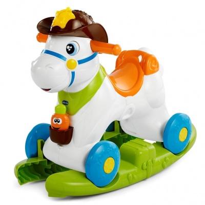 Chicco Hračka koník Rodeo 1+, do 25kg
