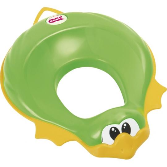 OKBABY Redukce na WC Ducka zelená 44