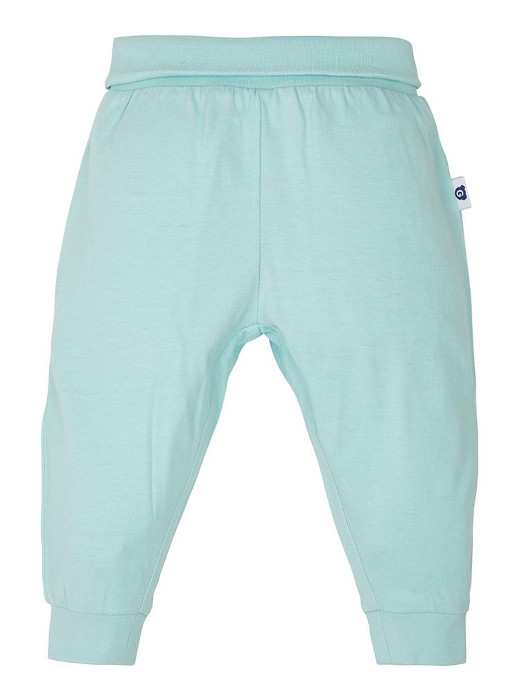 Gmini BASIC-kalhoty bez ťapek B modrá 068