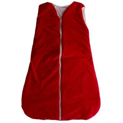 KAARSGAREN-Spací pytel červený 120 cm