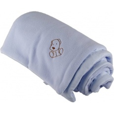KAARSGAREN-Zateplená dětská deka modrá - doprodej