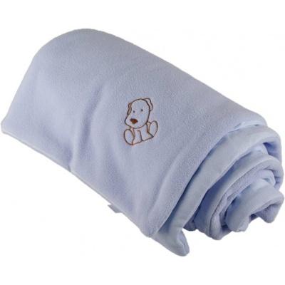 KAARSGAREN-Zateplená dětská deka modrá