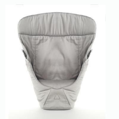 Ergobaby-Novorozenecká vložka easy snug Original-Grey