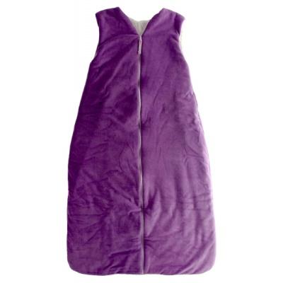 KAARSGAREN-Dětský spací pytel fialový 90 cm
