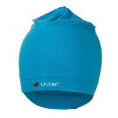 Little Angel-Čepice tenká Outlast® - azurově modrá Velikost: 1, 36-38 cm