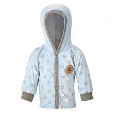 Little Angel-Kabátek NICKI Outlast® - sv.modrá Velikost: 68