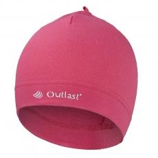 Little Angel-Čepice smyk natahovací Outlast ® - sytě růžová Velikost: 2 | 39-41 cm