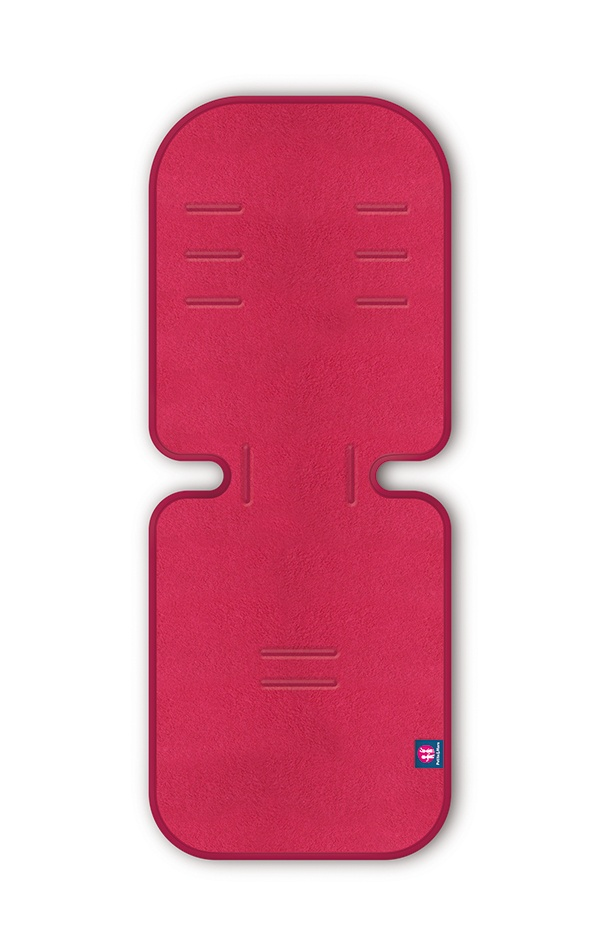 Petite&Mars Vložka do kočárku 3D Aero růžová Petite&Mars