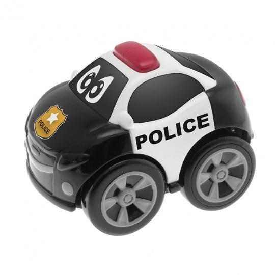 CHICCO Autíčko Turbo Team - Policie 2+