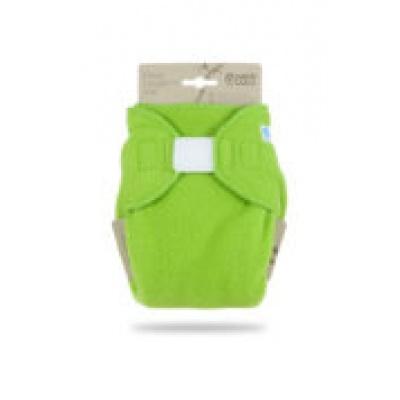 Petit Lulu-Zelené svrchní kalhotky novorozenecké (flís) sz