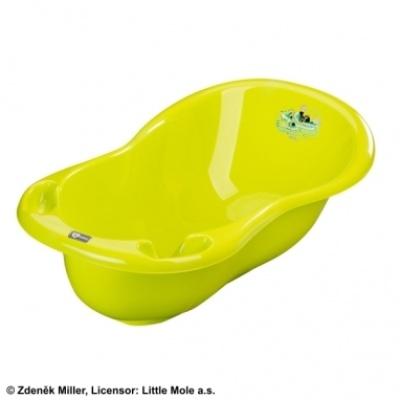 Gmini Vanička Krtek se koupe 100 cm zelená