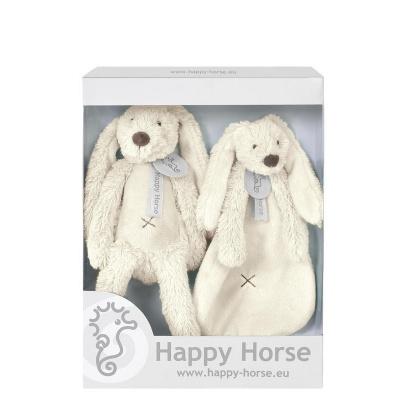 Happy Horse - králíček Richie SET krémový
