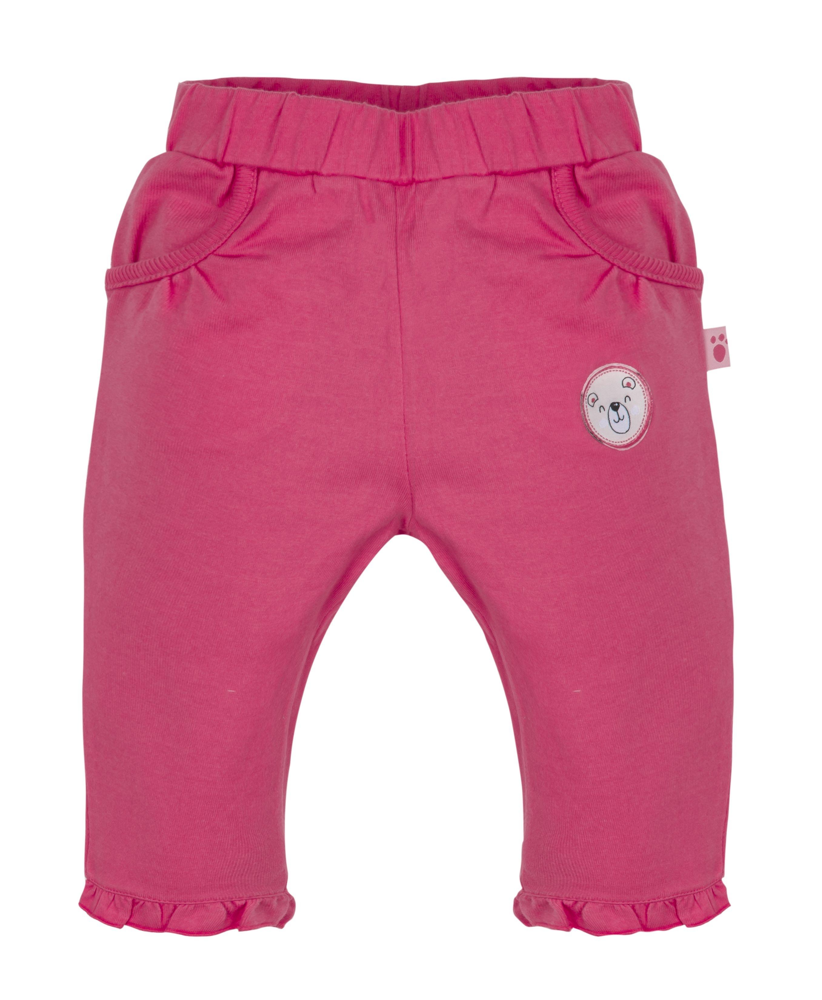 Gmini Kalhoty do pasu děvče - Medvídek 104 cm