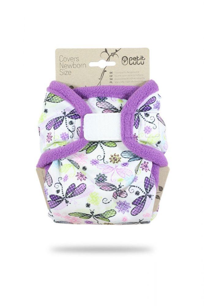 Petit Lulu-Svrchní kalhotky novorozenecké-Vážky