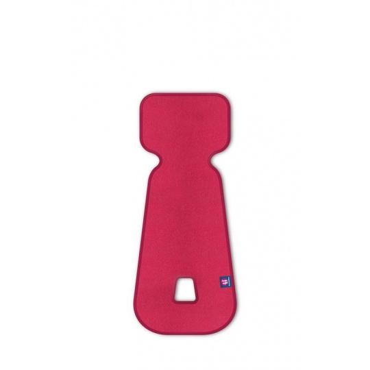 PETITE&MARS Vložka do autosedačky 3D Aero růžová (0-13 kg)