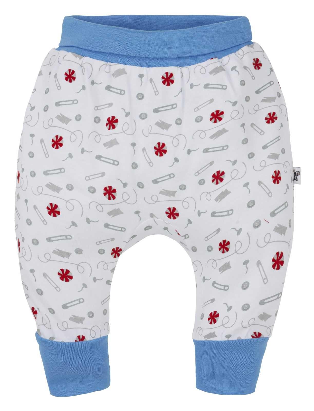 Gmini Kalhoty do pasu KRTEK kalhotky chlapec potisk 86 cm
