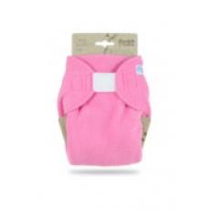 Petit Lulu-Růžové svrchní kalhotky novorozenecké (flís) sz