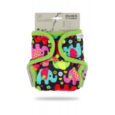 Petit Lulu-SIO Complete pat-Sloníci růžová