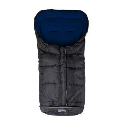 Altabébé Fusak zimní Easy Lux černo - modrá
