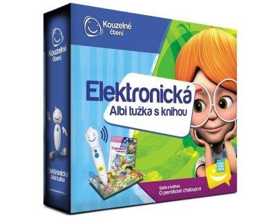 Albi-Kouzelné čtení Elektronická tužka a kniha O perníkové chaloupce