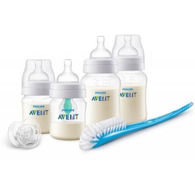 Philips AVENT Novorozenecká startovní sada Anti-colic,ventil AirFree