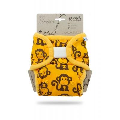 Petit Lulu-SIO Complete-Žluté opičky