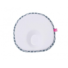 MOTHERHOOD Polštářek ergonomický stabilizační pro novorozence Blue Classics 0-6 m