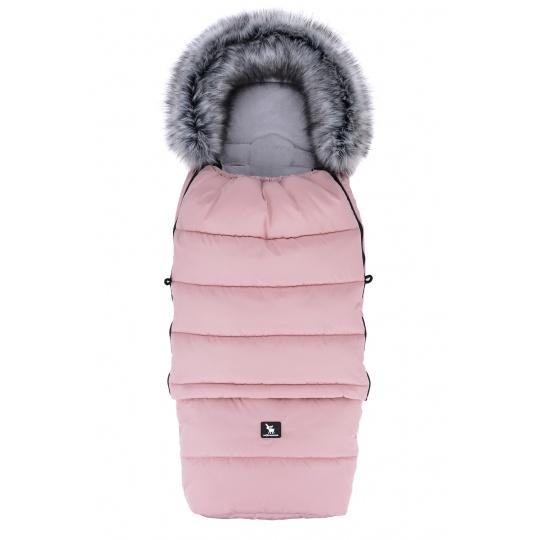 Cottonmoose-Fusak zimní combi YUKON PINK