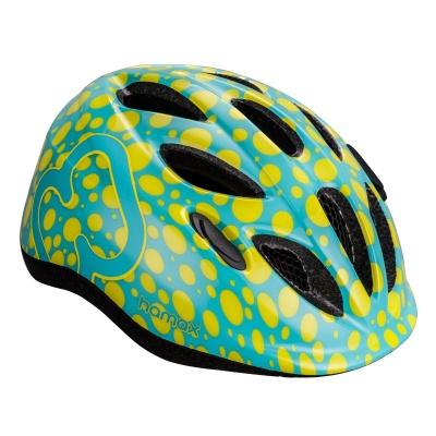 Hamax Cyklohelma Skydive Green/Yellow S 50-55