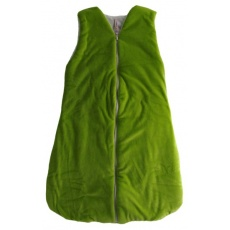 KAARSGAREN-Dětský spací pytel zelený 90 cm