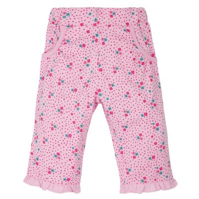 Gmini KOČIČKA-kalhoty s kapsami bez ťapek F 104
