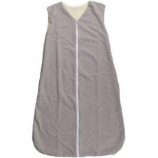 KAARSGAREN-Celoroční merino spací pytel šedý 90 cm