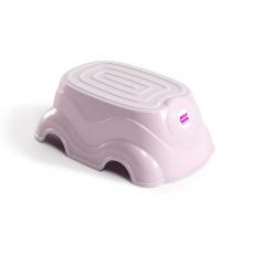 OK BABY Schůdek univerzální Herbie světle růžová 54