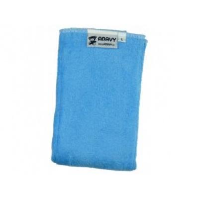 Anavy-Bambusová vícevrstvá plenka modrá vel. S