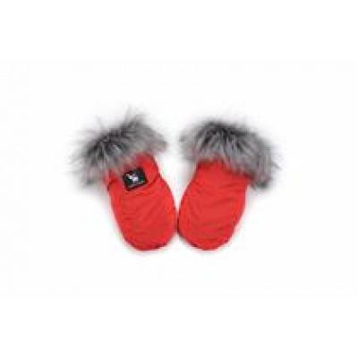 Cottonmoose-Rukavice MOOSE červené