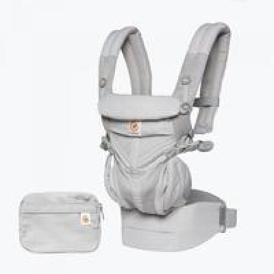 Ergobaby-Omni COOL AIR MESH 360-Pearl Grey