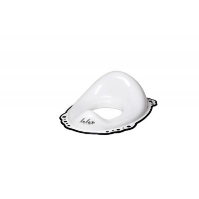 Maltex Redukce na WC protiskluzová Lulu bílá