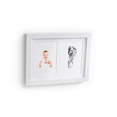 Baby Dab Dvojrámeček s BABY DAB otiskovacími barvami
