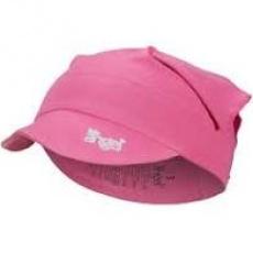 Little Angel-Šátek tenký kšilt Outlast® - tm. růžová Velikost: 6, 54-57 cm