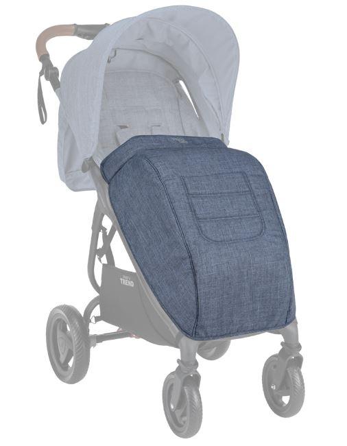 valco baby Nánožník ke kočárku Valco Snap Trend Denim