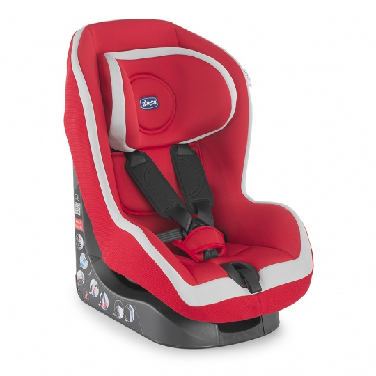 CHICCO Autosedačka Go-One - RED 9-18 kg